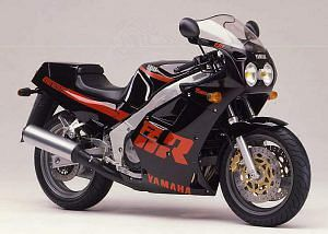 Yamaha FZR1000R EXUP (1988)