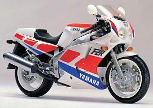 Yamaha FZR1000R EXUP (1989)