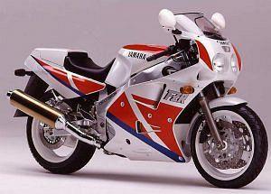 Yamaha FZR1000R EXUP (1990)