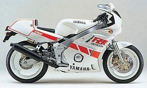 Yamaha FZR400 (1988)