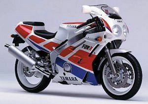 Yamaha FZR400R (1989)