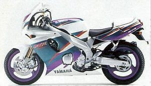 Yamaha FZR600 (1994)