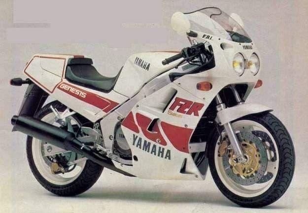 Yamaha FZR750 (1988)