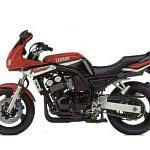 Yamaha FZS600 Fazer (2000-01)
