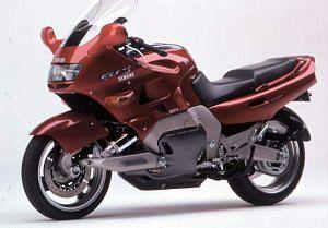 Yamaha GTS1000 A (1995-96)
