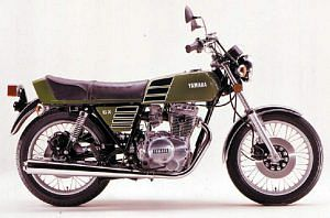Yamaha GX400SP (1977)