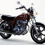 Yamaha GX400SP (1978-79)