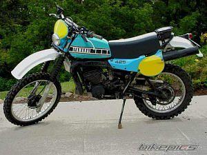 Yamaha IT 490 (1980)