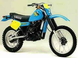 Yamaha IT 465 (1982)