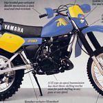 Yamaha IT 250 (1982-83)
