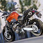 Yamaha MT (2008-09)