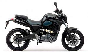Yamaha MT-03 (2010)