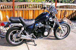 Yamaha XJ 700 Maxim X (1985-86)