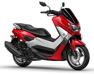 Yamaha NMAX 125 (2015-17)