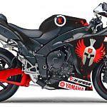 Yamaha YZF 1000R1 Lorenzo TT Spe (2010)