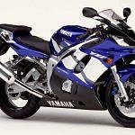 Yamaha YZF R6 (2002)