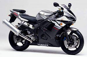 Yamaha YZF600 R6 (2003)