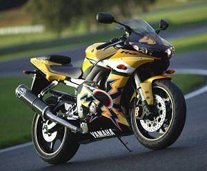 Yamaha YZF (2005)