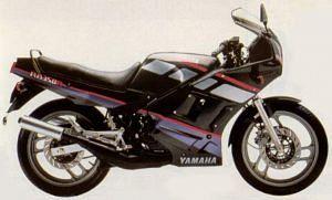 Yamaha RD350R (1990-92)