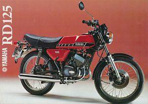 Yamaha RD125 (1978)