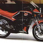 Yamaha RD125LC (1983-84)