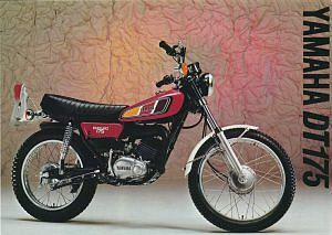 Yamaha DT 175 (1976-77)