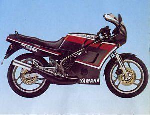 Yamaha RD350F2 (1987-89)