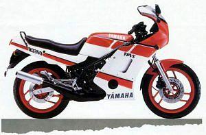 Yamaha RD350 LC (1984)