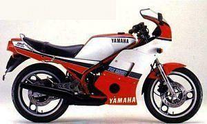 Yamaha RZ 350RR (1984)