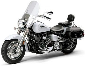 Yamaha Road Star (2008-09)