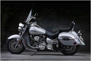 Yamaha Road Star (2008-09)