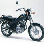 Yamaha SR125 (1982-86)