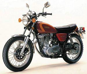 Yamaha SR400 (1978-80)