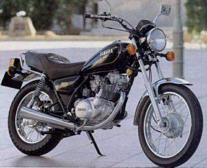 Yamaha SR250 (1978-79)