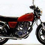 Yamaha SR400SP (1979)