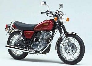 Yamaha SR500SP (1974-75)