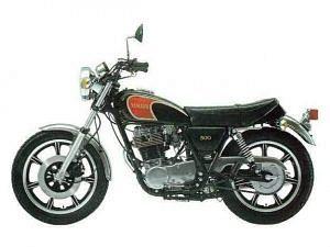 Yamaha SR500 (1980-83)