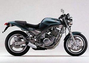 Yamaha SRX400 (1987-90)