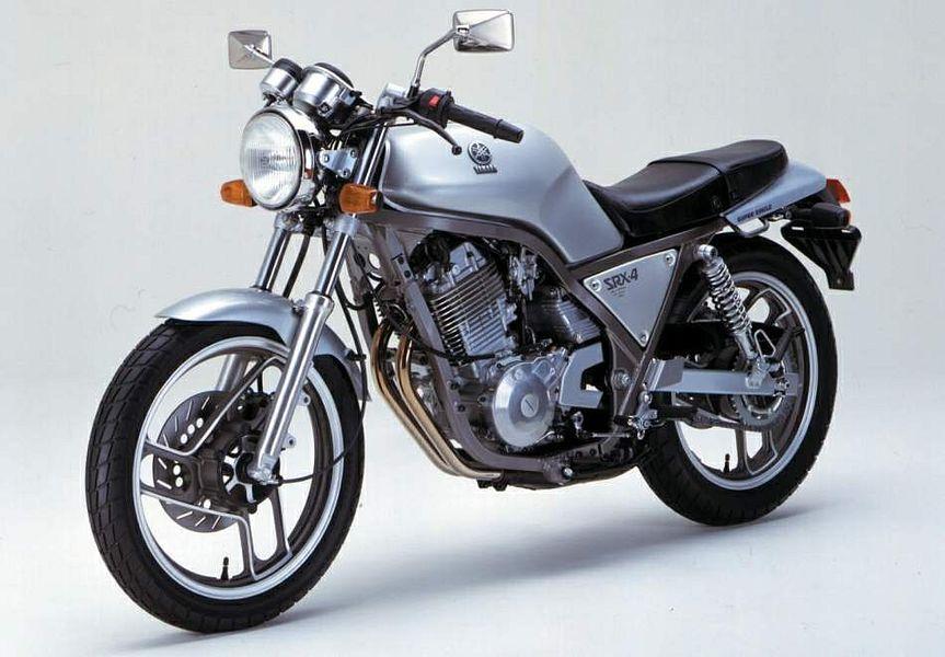 Yamaha SRX400 (1985-86)