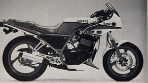 Yamaha SRX250F (1987-90)