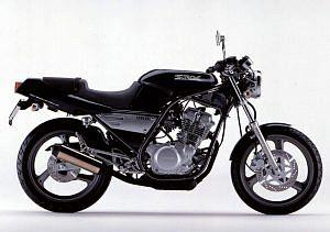 Yamaha SRX250 (1987-90)