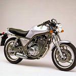 Yamaha SRX600 (1985-86)