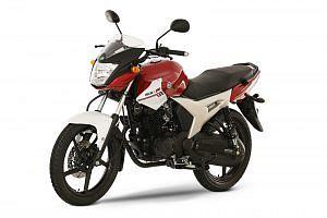 Yamaha SZR 150 (2011)