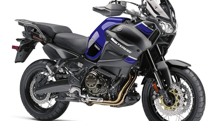 Yamaha XTZ 1200 Super Tenere (2018)