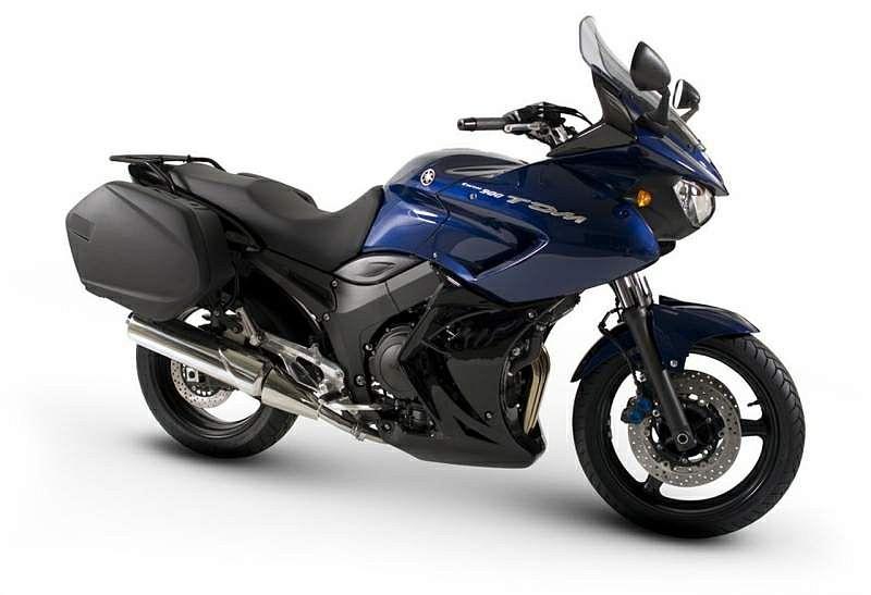 Yamaha TDM 900 abs (2009-10)
