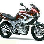 Yamaha TDM850 (1999-01)