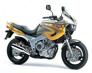Yamaha TDM850 (1996-98)