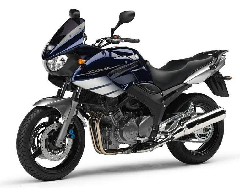 Yamaha TDM 900 abs (2006-07)
