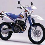 Yamaha TT-R 250 (1993-94)