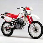 Yamaha TT 350 (1986-87)